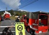 Éruption volcanique au Japon : 4 morts confirmés, 27 autres redoutés