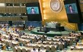 Le Vietnam soutient les efforts pour la paix dans le monde