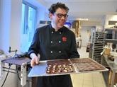 Du blanc sucré au noir amer, le chocolat belge s'ouvre à tous les goûts
