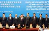 Police : renforcement de la coopération entre le Vietnam et le Japon