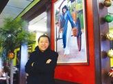 La styliste Thanh Phuong :  «La tunique traditionnelle  est la plus belle»