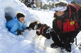 Maître-chien en avalanche, un savoir-faire français précieux