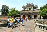 Forte croissance du nombre de touristes à Huê