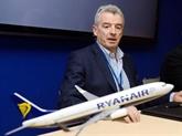 Ryanair commande pour 11 milliards de dollars de Boeing 737 à capacités élargies