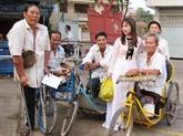 Dialogue sur l'assurance santé pour les handicapés