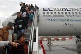 Record de l'immigration juive en Israël depuis une décennie