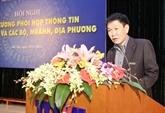 Colloque sur l'information pour l'étranger à Hô Chi Minh-Ville