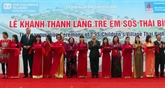 Création du village d'enfants SOS de Thai Binh