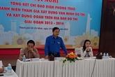 Mouvement des jeunes pour l'édification d'une civilisation urbaine à Hô Chi Minh-Ville