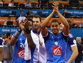 Hand : la France tape du poing face à l'Argentine
