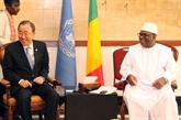 Les forces de l'ONU au Mali se retrouvent prises entre deux feux