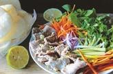 Salade de bœuf aux légumes