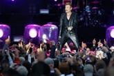 Johnny Hallyday annonce un 50e album studio pour novembre