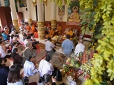 Sene Dolta : Cân Tho formule ses vœux aux Khmers