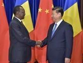 La Chine veut être un partenaire fiable dans l'industrialisation du Tchad