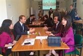 Forum d'affaires Vietnam - Hongrie à Budapest