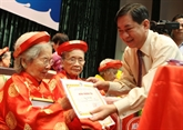 Séminaire sur les politiques pour les personnes âgées à Hanoi