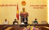 Clôture de la 42e réunion du Comité permanent de l'Assemblée nationale