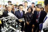 Foire des technologies et des équipements 2015 à Hanoi