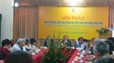 Un atelier honore l'héritage du poète Nguyên Du