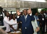 Sans surprise, Ouattara élu dès le 1er tour sur un score écrasant
