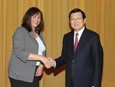 Renforcer la coopération vietnamo-allemande dans l'éducation
