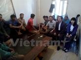 Simco Sông Dà : les travailleurs vietnamiens seront rapatriés comme ils le souhaitent