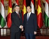 Les relations Vietnam-Hongrie au beau fixe