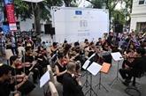 Les concerts en plein air Luala de retour à Hanoi