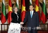 Volonté commune de resserrer les liens Vietnam-Bulgarie