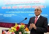 Un potentiel énorme de la coopération Vietnam - Angola