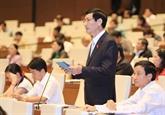 L'Assemblée nationale discute de la loi relative aux traités internationaux
