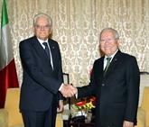 Hô Chi Minh-Ville intensifiera sa coopération avec des localités italiennes