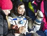 Retour sur Terre réussi pour trois spationautes de la Station spatiale internationale