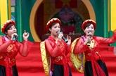 Festival des patrimoines culturels immatériels à Thanh Hoa