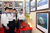 Exposition sur Hoàng Sa et Truong Sa du Vietnam à Bac Giang