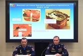 Des dégâts internes empêchent d'exploiter la boîte noire du Su-24 abattu par la Turquie