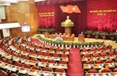Clôture du 13e Plénum du Comité central du PCV