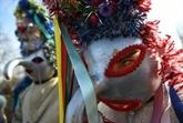 Noël à Luncavita : chants et masques pour
