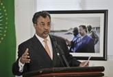 Le Tchadien Annadif nommé à la tête de la mission de l'ONU au Mali