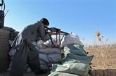 Les États-Unis bombardent un district du Sud afghan assiégé par les talibans