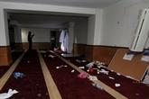 Une salle de prière musulmane saccagée par des manifestants à Ajaccio