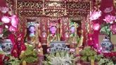 Le culte de la Déesse-Mère des Vietnamiens s'expose à Nam Dinh