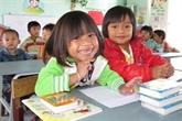 La langue Cor entre dans les programmes scolaires à Quang Nam