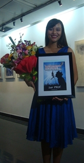 Hua Thanh Tu remporte le concours national de la chanson francophone