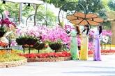 Hô Chi Minh-Ville aux couleurs de la rue florale