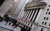 Wall Street conclut le mois sur un repli, un peu déçue par l'économie