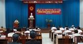 Têt : rencontre entre dignitaires religieux et Viêt kiêu à An Giang
