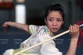 Duong Thuy Vi, la fille en or du wushu vietnamien