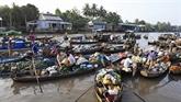 Le delta du Mékong veut dynamiser son tourisme